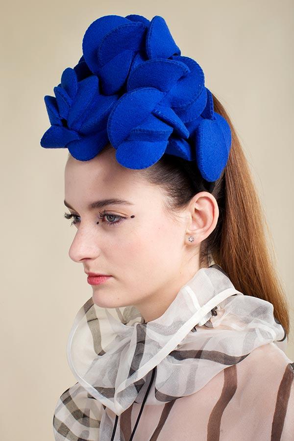 felt-fascinator-Blue-Desert-Rose