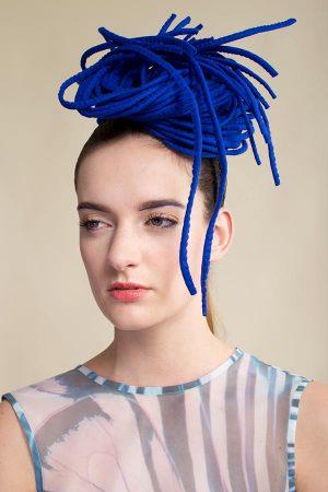 felt-fascinator-Blue-Nott