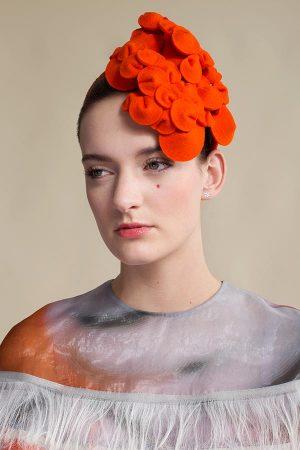 felt-fascinator-Les-Boutons-Orange