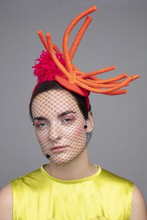 felt-fascinator-Quast-Orange