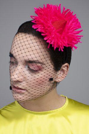 felt-fascinator-Pink-Festje