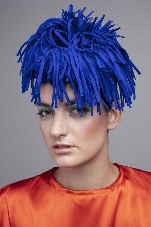 felt-fascinator-Still-Blue